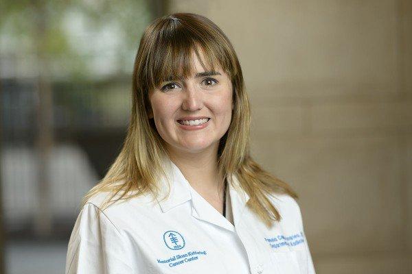 Memorial Sloan Kettering Radiologist Pamela I. Causa Andrieu