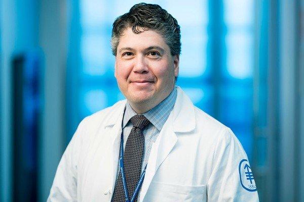Memorial Sloan Kettering Neuro-Oncologist & Neurologist Igor Gavrilovic