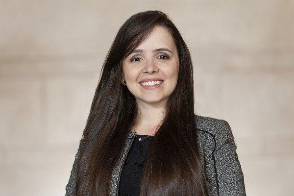 Memorial Sloan Kettering Radiologist Natally Horvat