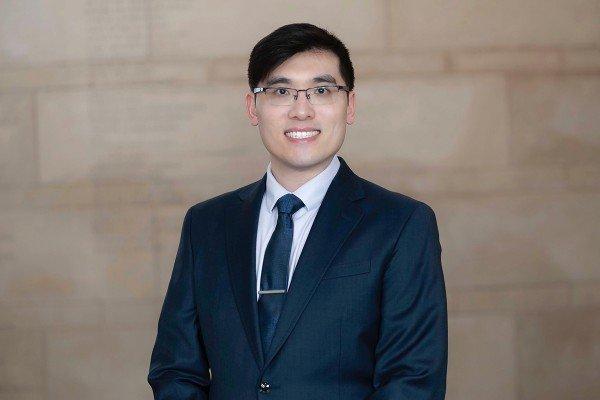 Memorial Sloan Kettering Medical Oncologist Tony Hung