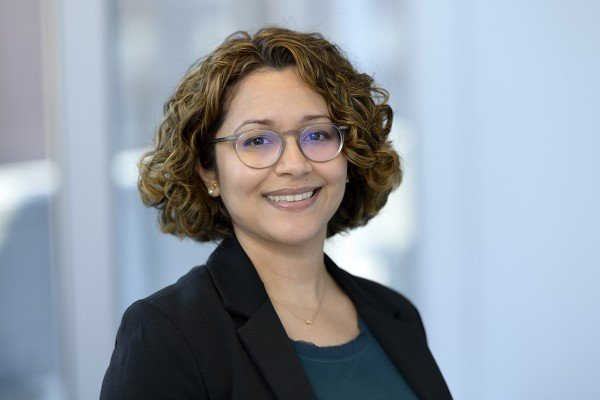 Memorial Sloan Kettering pathologist Alexandra Budhai