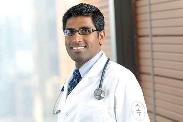 Pictured: Mrinal M. Gounder, MD
