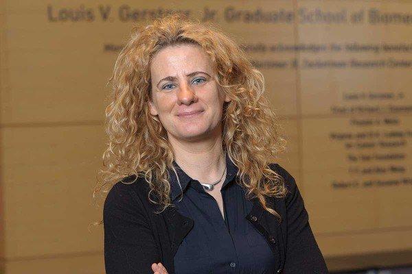 Pictured: Dr. Boglarka Gyurkocza