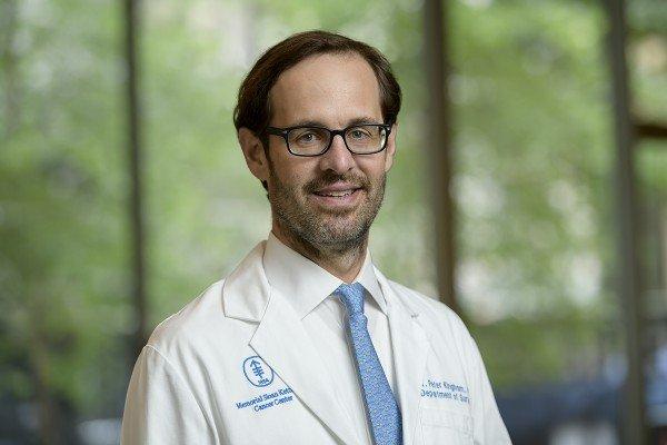 Memorial Sloan Kettering surgeon T. Peter Kingham