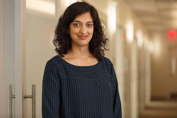 Memorial Sloan Kettering medical oncologist Anita Kumar