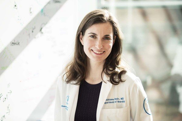 Memorial Sloan Kettering neuro-oncologist Adrienne Boire
