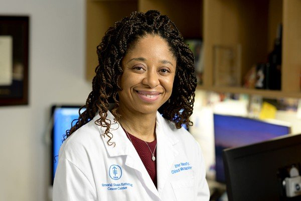 Memorial Sloan Kettering Clinical Microbiologist Esther Babady