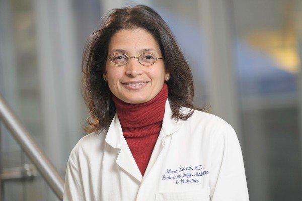 Mona M. Sabra, MD