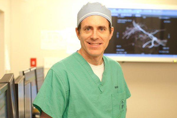Stephen B. Solomon, MD -- Chief, Interventional Radiology Service