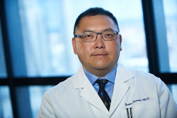 Yukio Sonoda, MD, FACOG, FACS