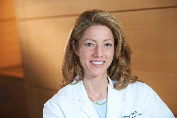 Vivian E. Strong, MD, FACS