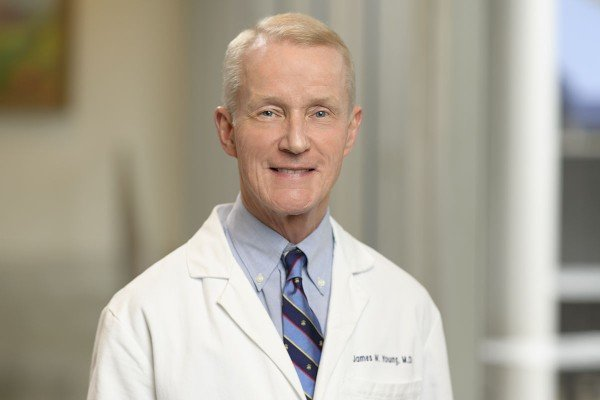 Memorial Sloan Kettering Hematologic Oncologist James W. Young