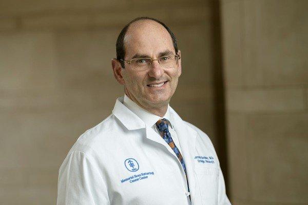 Memorial Sloan Kettering surgeon Bernard Bochner