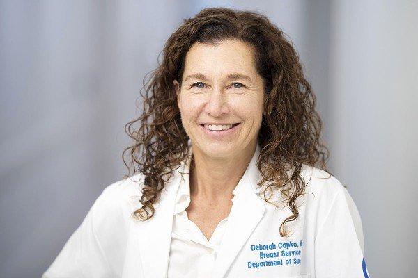 Memorial Sloan Kettering Surgeon Deborah M. Capko