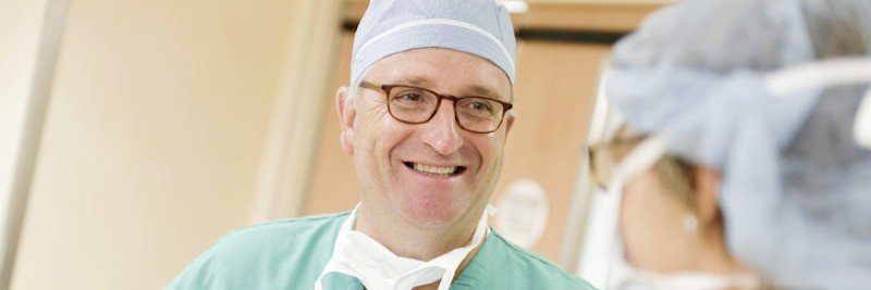 Memorial Sloan Kettering surgeon and liver cancer expert William Jarnagin