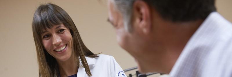 Memorial Sloan Kettering medical oncologist Andrea Cercek specializes in treating appendiceal cancer (appendix cancer)