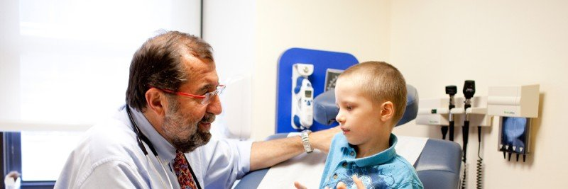 MSK pediatric bone marrow transplant specialist Farid Bouladt