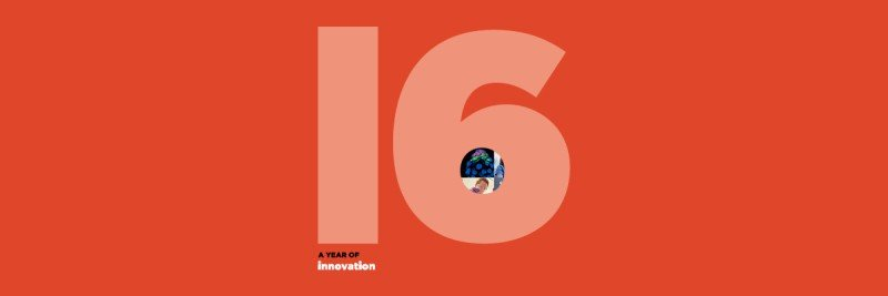 2016 Annual Report explores all the ways in which innovation touches every aspect of life at MSK