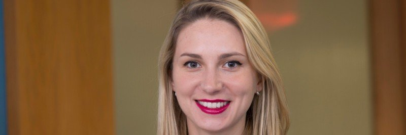 MSK dermatologist Alina Markova