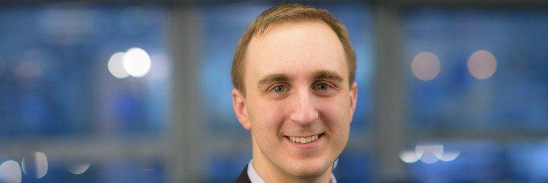 Memorial Sloan Kettering radiation oncologist Zachary Kohutek