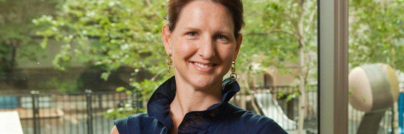 MSK radiation oncologist Kathryn Beal