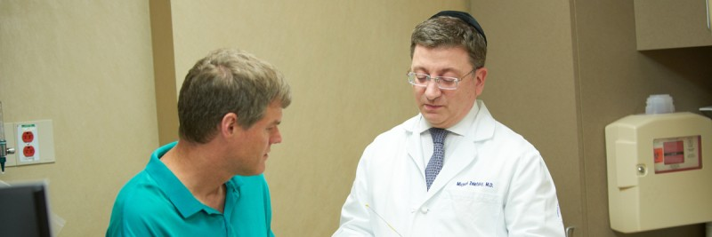 Memorial Sloan Kettering Radiation Oncology Vice Chair Michael Zelefsky