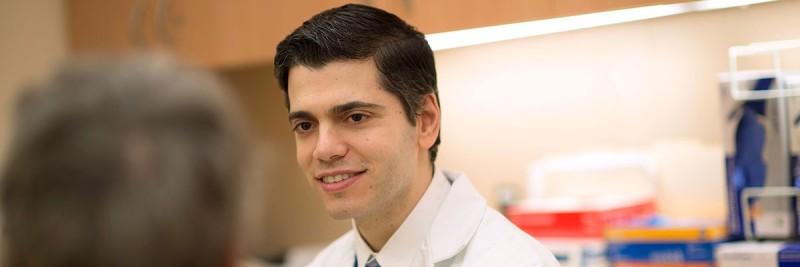MSK medical oncologist David Hyman