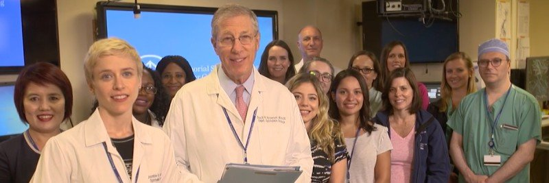 Video: Meet the Retinoblastoma Team at Memorial Sloan Kettering