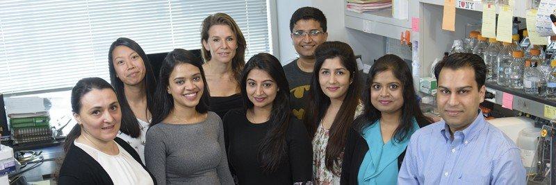 Stewart Shuman Lab Group