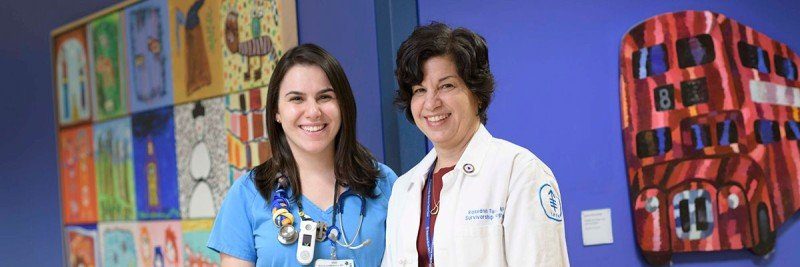 Coming to MSK Kids: Outpatient Care | Memorial Sloan
