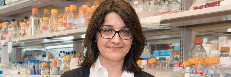 Sloan Kettering Institute molecular biologist Christine Mayr