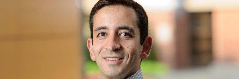 Memorial Sloan Kettering radiation oncologist Samuel Bakhoum