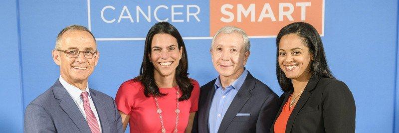 Cancer SmartJulio García Aguilar, Diane Reidy-Lagunes, Darío Cortés, Elizabeth Cruz