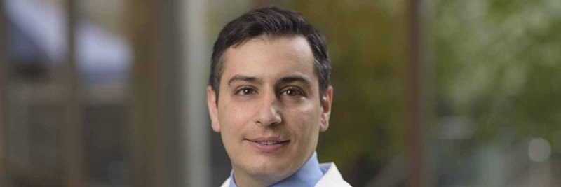 Memorial Sloan Kettering surgeon Emmanouil Pappou