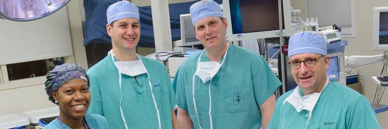 Pictured: Hepatopancreatobiliary Surgeons