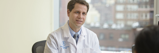 Medical oncologist William Tap