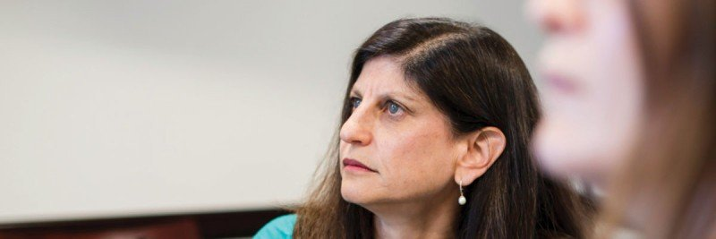 Pediatric oncologist Julia Glade Bender