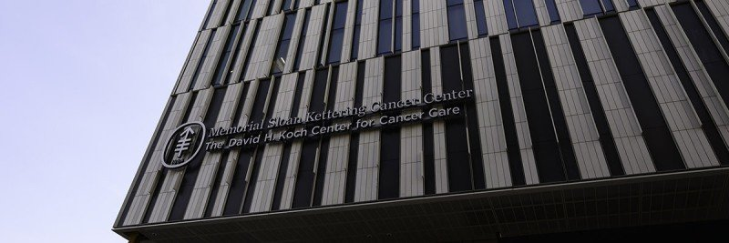 Memorial Sloan Kettering's David H. Koch Center for Cancer Care