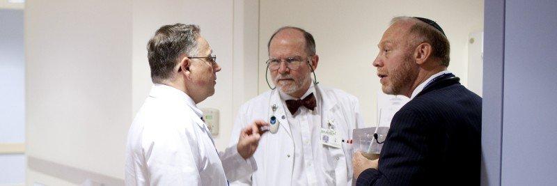 MSK experts Michael LaQuaglia, Paul Meyers & Leonard Wexler treat rhabdomyosarcoma