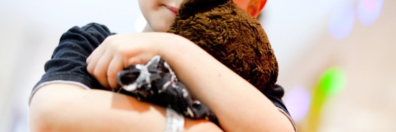 During treatment, your child may find comfort in bringing familiar items from home.