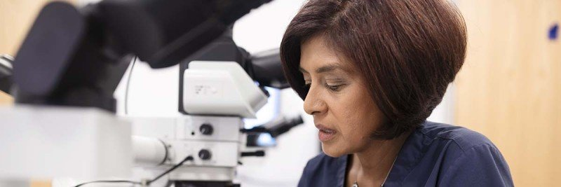 Kishwer Nehal, head of MSK's Multidisciplinary Skin Cancer Management Program