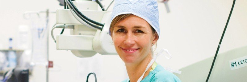 Plastic surgeon Andrea Pusic