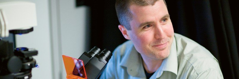 Cell Biologist Michael Overholtzer