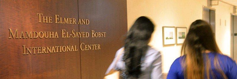 The Bobst International Center